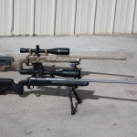 Long Range Tactical Rifles